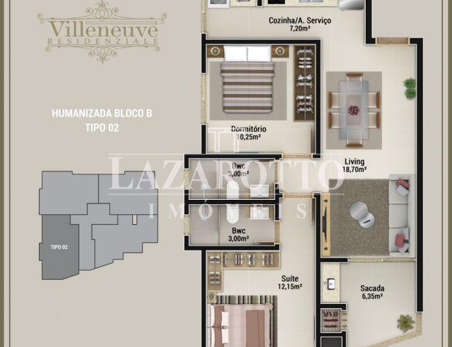 Villeneuve Residenziale